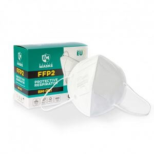 Baltic Masks FFP2 respiratoriai BM-001