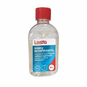 Rankų dezinfekcinis skysti Lesta 250ml