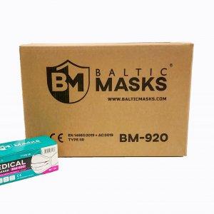 Baltic Masks vienkartines kaukesBM-920