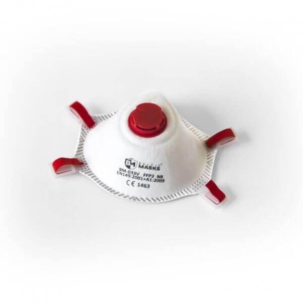 FFP3 respiratorius BM-033V